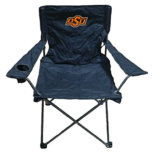 Rivalry NCAA Oklahoma State Cowboys Folding Chair With Bag