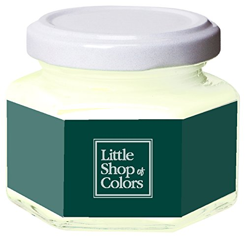 Little Shop Of Colors wp010rmb05woodpaint Vaso di pittura legno 100ml, Blu, WP010RMB12