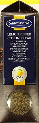 Santa Maria Zitronenpfeffer / Citronpeppar, 750g Tetrapack