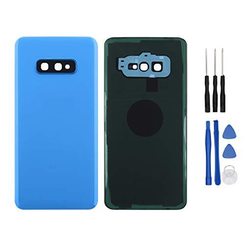 YHX-OU - Tapa Trasera de batería para Samsung Galaxy S10e SM-G970F SM-G970U SM-G970W (no Apta para S10 o S10 Plus)