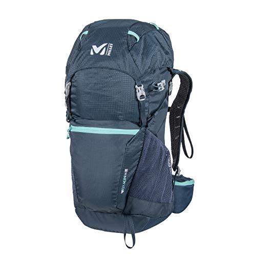 Millet – Welkin 30 W – Sac à Dos pour Femme – Randonnée – Volume Moyen 30 L – Orion Blue (Bleu Marine)