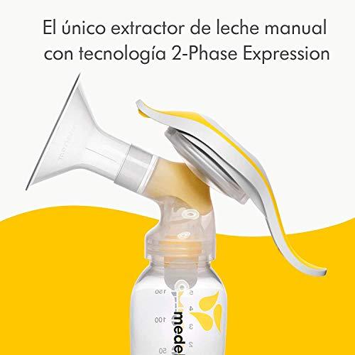 Sacaleches manual, extractor de leche Harmony Medela