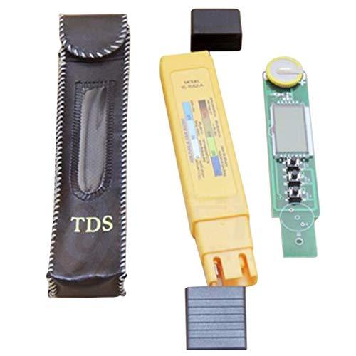 Leoboone Ph Meter Tester Wasserqualitätstest Stift Tds Meter LCD Digitalanzeige Wasserreinheitsfilter Messwerkzeuge