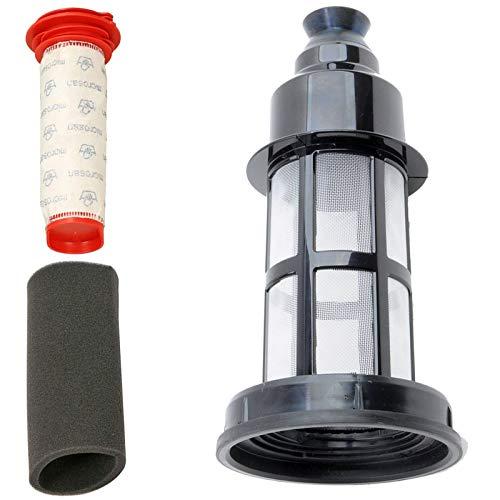 Spares2go Staubbehälter, Deckel und Filter für Bosch Athlet kabellose Staubsauger