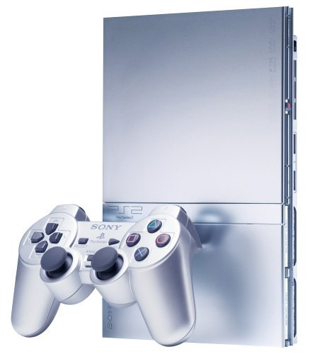 Playstation 2 - Silver Slim