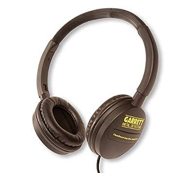 Garrett Metal Detectors Easy Stow Headphones by