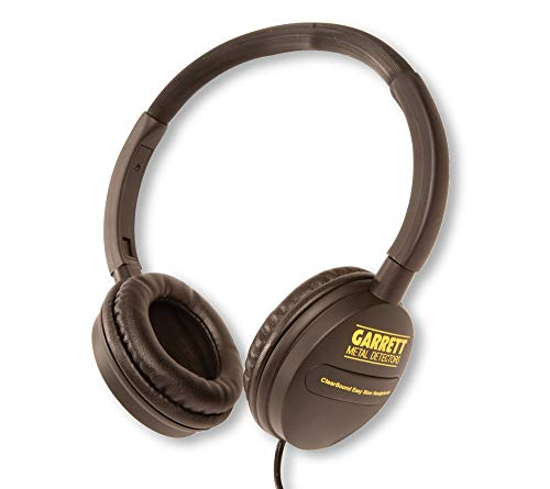 Garrett Metal Detectors Easy Stow Headphones