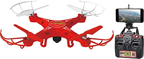 World Tech Toys 2.4Ghz Striker Spy Drone Video/Picture 4.5 Channel RC Quadcopter