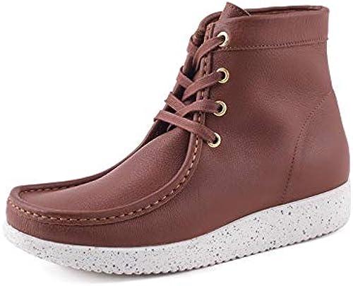 Nature Footwear Asta Asta Asta Elk Dark braun 1005-008-017  auf Lager