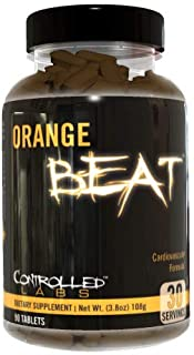 Controlled Labs, Orange Beat, Cardiovascular Support, 30 Servings