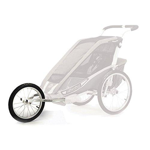 Thule TH 20100158, Kit für Multifunktionsanhänger für Chariot CX 2 Fahrräder (Rad + 2 Adapter)