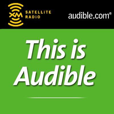 This Is Audible, November 8, 2011 audiobook cover art