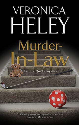 Murder In Law (An Ellie Quicke Mystery Book 21) by [Veronica Heley]