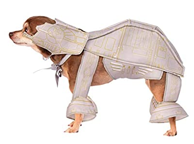 Star Wars At-At Pet Costume, Small by Rubies Decor