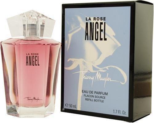Angel La Rose By Thierry Mugler For Women Eau De Parfum Refill, 1.7-Ounces
