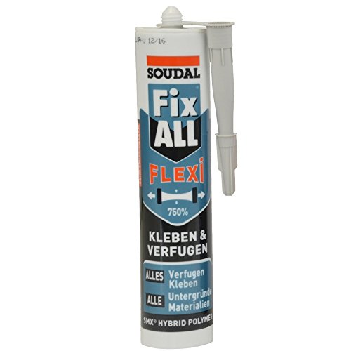 SOUDAL Fix all CLASSIC Universalkleber 290ml Hellgrau