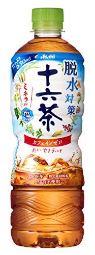アサヒ飲料 十六茶 脱水対策 630ml×24本 [0903]