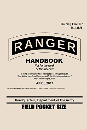 Ranger Handbook Training Circular TC 3-21.76: April 2017 Field Pocket Size