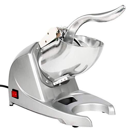 Máquina de afeitar eléctrica Ice Crusher 380 W para hacer conos de...