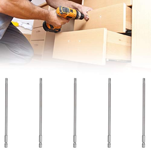 Punta de destornillador magnético, punta de destornillador de 10 piezas con magnético fuerte para protección de manos para uso prolongado