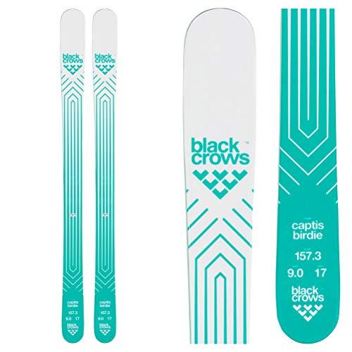 Black Crows Captis Birdie 19/20 Ski Freeride All Mountain (164cm - Blanc)