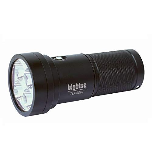 Bigblue TL4800P - 4800 Lumen Narrow Beam Tech Light