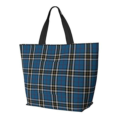 Thomson - Bolso de hombro para mujer, multifuncional, gran capacidad, portátil, portátil, portátil, portátil, bolsa de viaje, bolsa de playa, para mujer