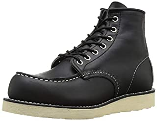 "Red Wing Heritage Moc 6"" Boot, Black Harness, 10 D(M) US (B007GO8SA2) 