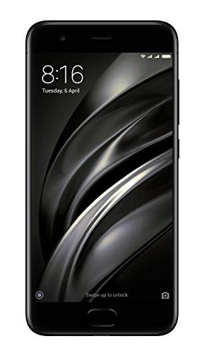 """Xiaomi Mi 6 - Smartphone Libre de 5.15"""" (4G, WiFi, Bluetooth 5.0, NFC, Snapdragon 835 2.45 GHz, 64 GB de ROM, 6 GB de RAM, cámara Dual de 12 MP, Android MIUI, Dual-SIM), Negro [versión española]"""