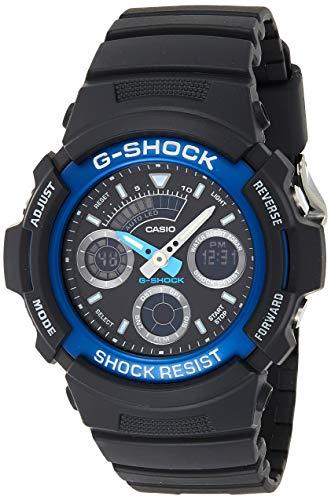 Relógio Masculino G-Shock Analógico Digital AW-591-2ADR
