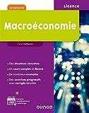 Macroéconomie - Licence - Licence