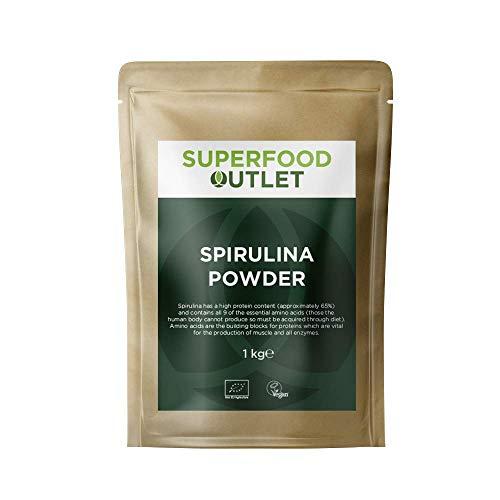 Superfood Outlet Spirulina Powder 1kg