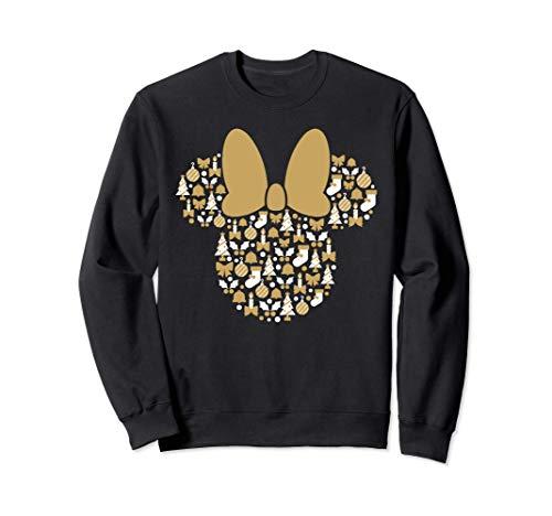Disney Minnie Mouse Icon Holiday Cheer Sudadera