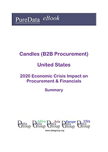 Candles (B2B Procurement) United States Summary: 2020 Economic Crisis Impact on Revenues & Financials