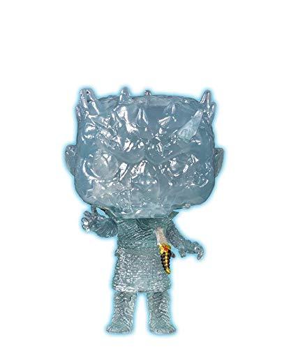 Popsplanet Funko Pop! Got - Juego de Tronos - Night King (Crystal) (Glow in The Dark) #84