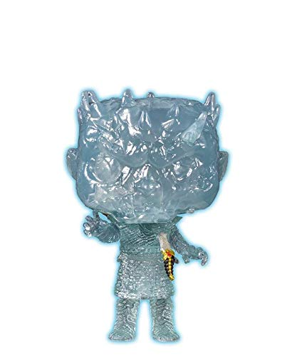 Popsplanet Funko Pop! Got - Juego de Tronos - Night King (Crystal) (Glow in The Dark) #84