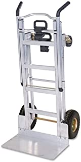 Cosco 3-in-1 Dolly Convertible Hand Truck 800-1000lb Capacity | 12312ABL1D