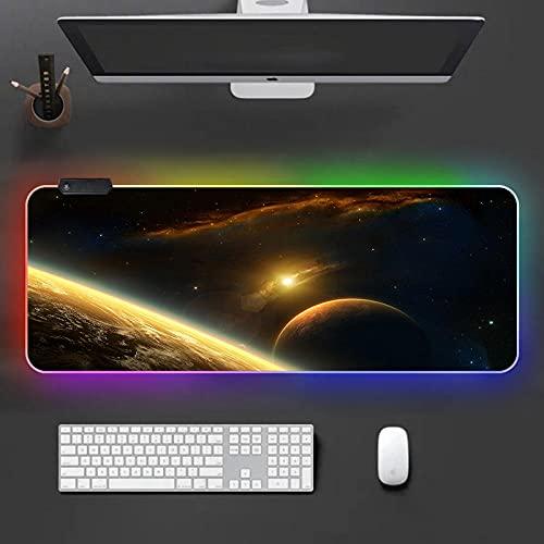 Alfombrilla de ratón Luminosa RGB-800x300mm