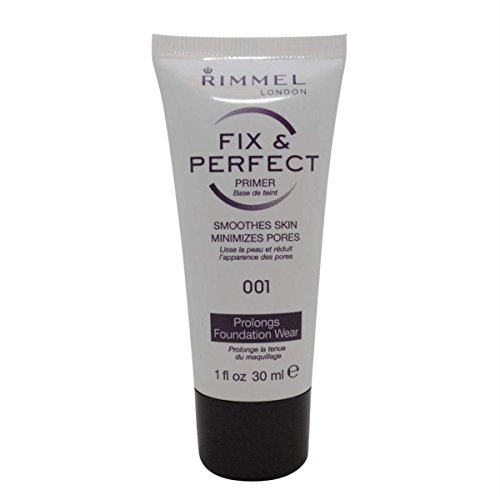 Rimmel Fix & Perfect Foundation Primer