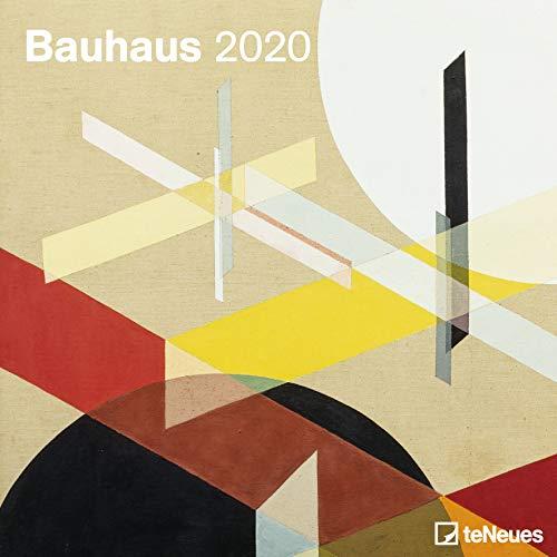 Bauhaus 2020 - Broschürenkalender - Wandkalender - Kunstkalender - 30x30cm