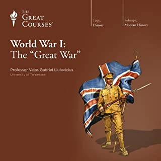 World War I: The Great War cover art