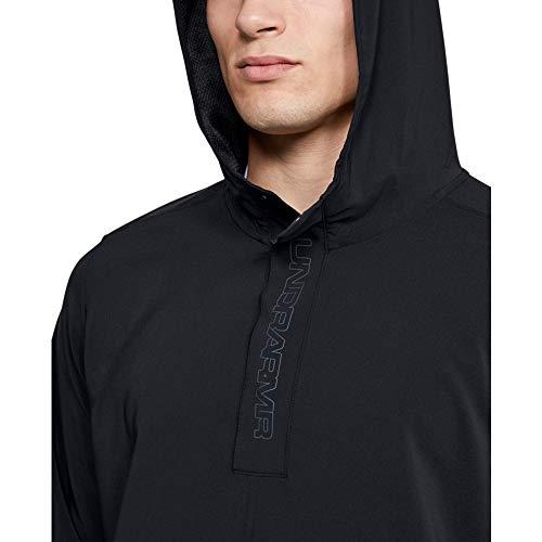 Under Armour Baseline Woven Jacket - Parte superior del calentamiento Hombre