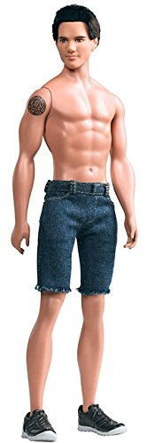 Mattel Barbie R9909-0 - Collector Twilight Jacob, Sammlerpuppe