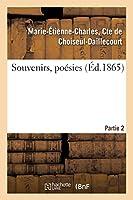 Souvenirs, Poésies - Partie 2