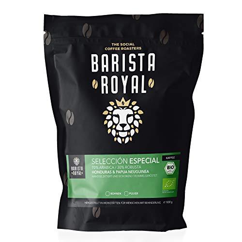 BARISTA ROYAL Bio Kaffeebohnen
