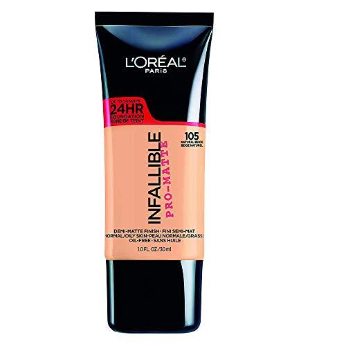 Maquillaje En Polvo Coreano marca L'Oréal Paris