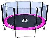 BC BABY COCHES Cama Elastica Toy Sport, Trampolin de 180 cm, Estructura Reforzada...