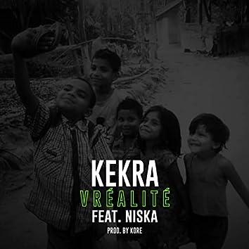 Vréalité (feat. Niska)