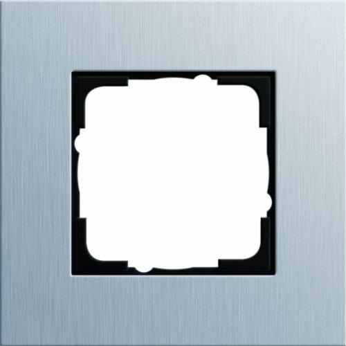 Gira Rahmen 021117 1fach Esprit alu