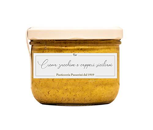 Pasticceria Passerini dal 1919 Zucchini und Sizilian Capper, Bio, 420 g